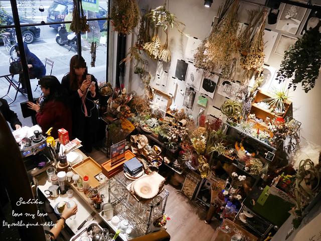 台北古亭下午茶咖啡廳推薦花疫室 (39)