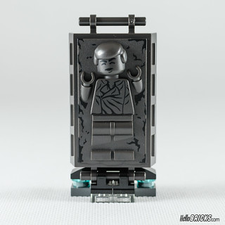 REVIEW LEGO Star Wars 75137 Carbon-Freezing Chamber 10 (HelloBricks)
