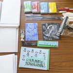 Printmaking workshop for children | © Robin Mair
