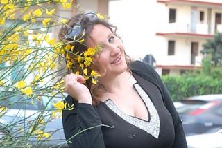 Noicattaro. Antonella Suglia a Ciao Darwin front