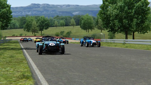 Caterham - Coupe des Provinces 1964 - Assetto Corsa (3)