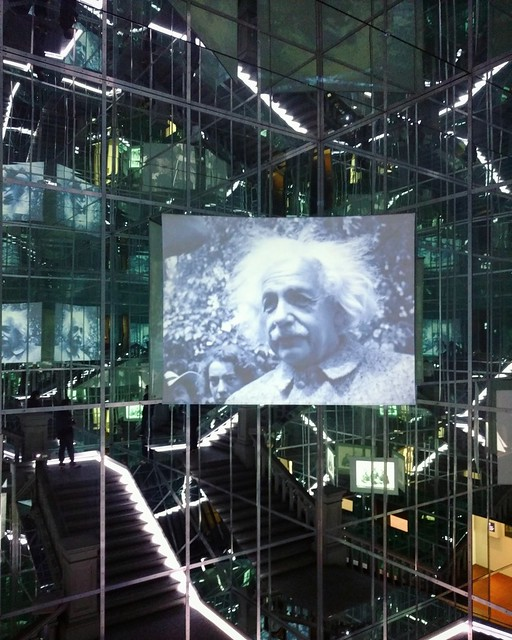 Einstein Museum in Bernisches Historisches Museum