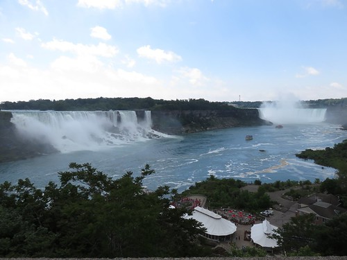 Les chutes du Niagara (23 Juin 2015)