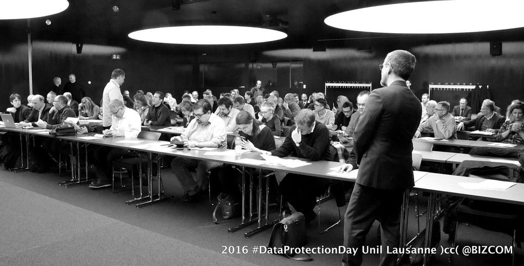 2016 IDHEAP Protection des données UNIL Lausanne