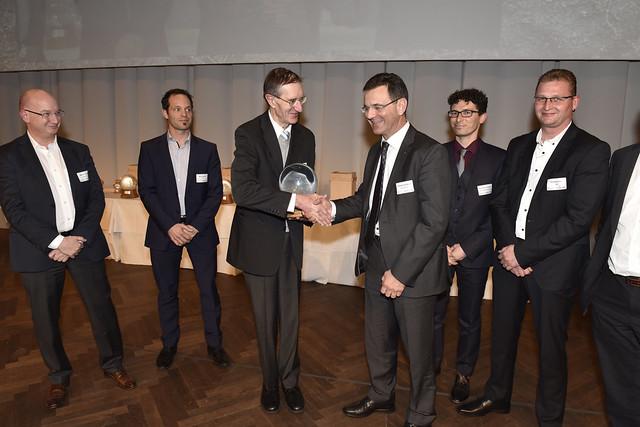 Watt d'Or 2016: Kategorie Energieeffiziente Mobilität: SBB AG