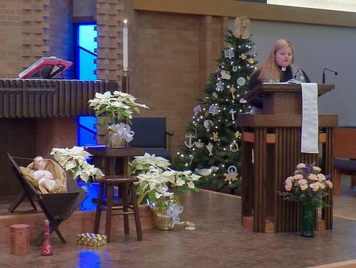 Sermon - Dorothy Williams