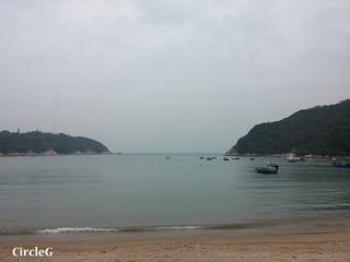 CIRCLEG 遊記 坪洲 一天遊 一日遊 圖文 船 香港 (19)