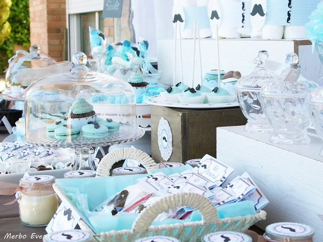 candy pra Baby shower Merbo Events
