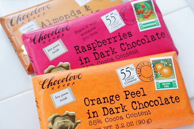 iherbチョコレート