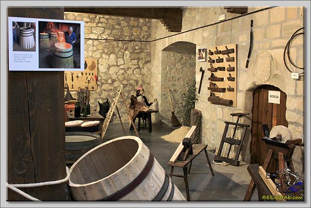 3 Exposición El Vino y el Chacolí en el Museo Histórico de Las Merindades