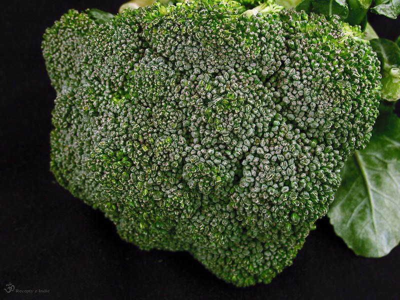 Pečená brokolica