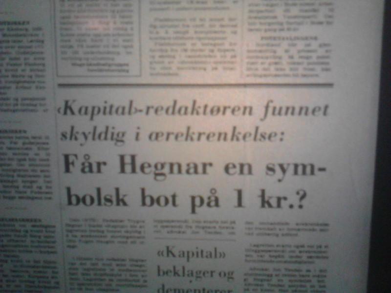 70-tallet æreskrenkelser