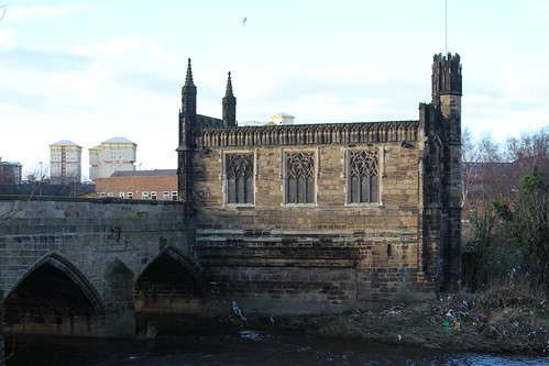Chantry Chapel of St. Mary the Virgin, Wakefield