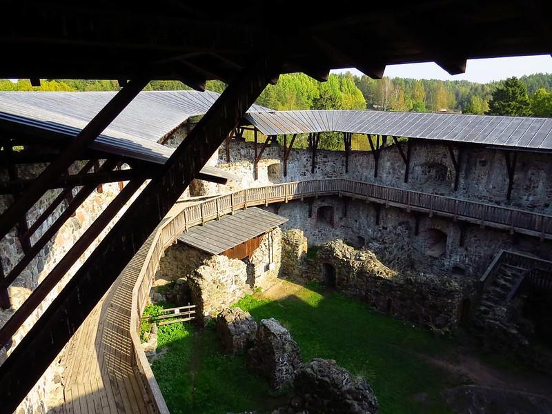 Raasepori castle ruins, Raasepori