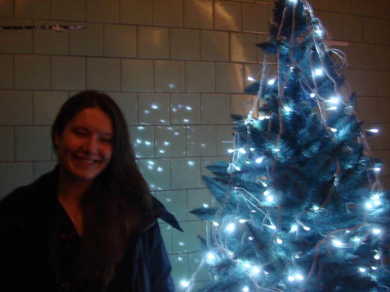 new year party kiev Oleksandr Dovzhenko Centre