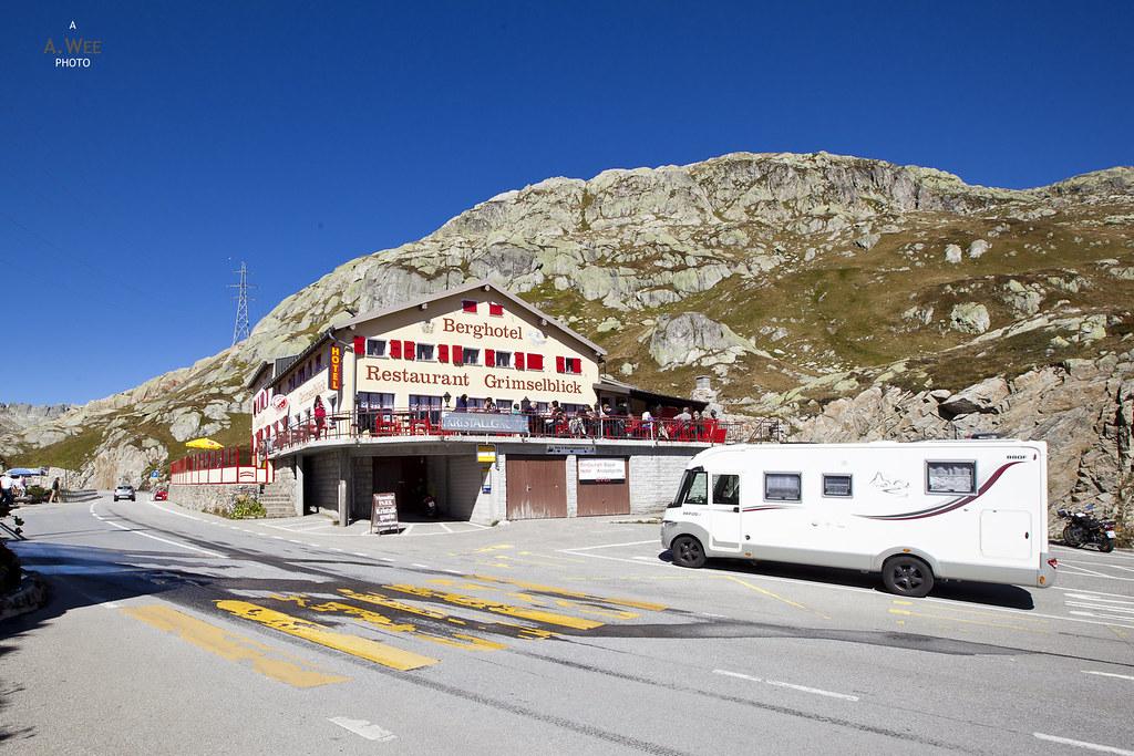 Hotel Grimselblick