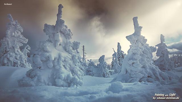 Snow Ghosts   -   #schauer