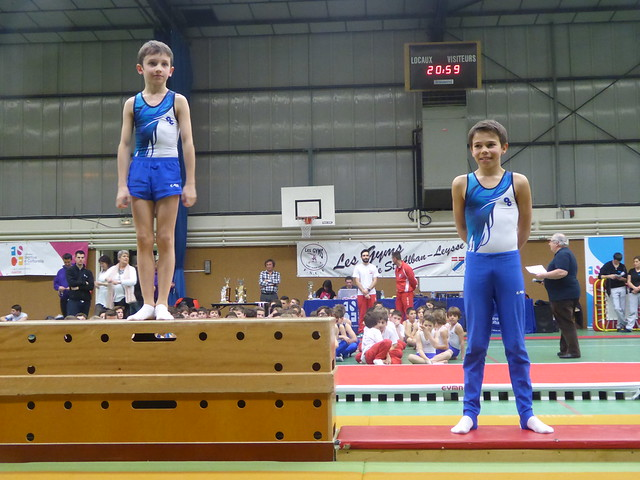 20160206 - Challenge départemental Jeunes, Poussins et Pupilles à Saint Alban Leysse