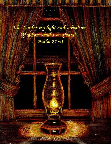 Lent 02C Psalm 27
