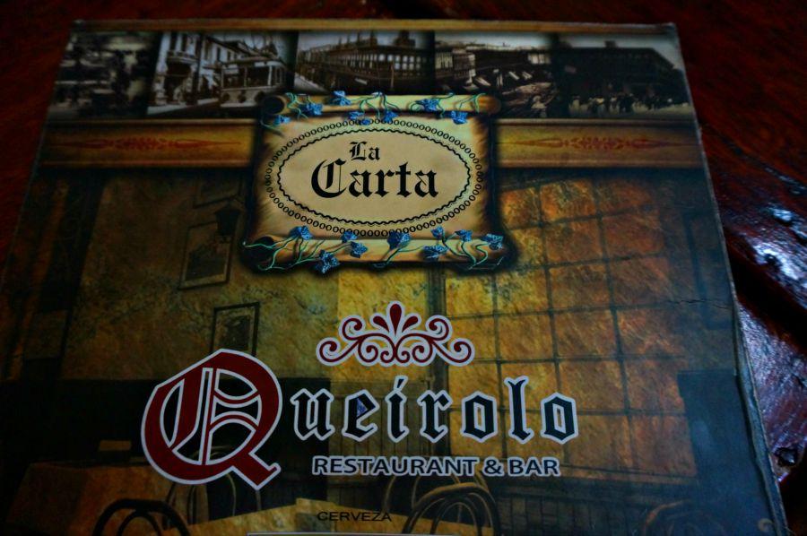 Queirolo Bar Lima Peru