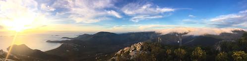 Auf dem Mt. Oberon