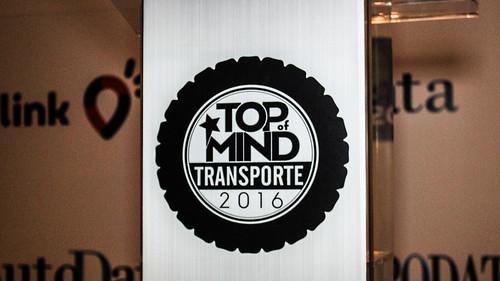 Top of Mind Transporte 2016