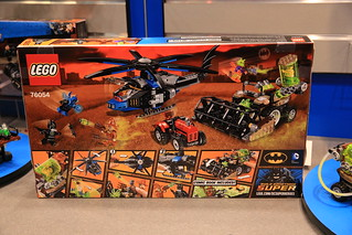 LEGO DC Comics 76054 Batman Scarecrow Harvest Of Fear 02