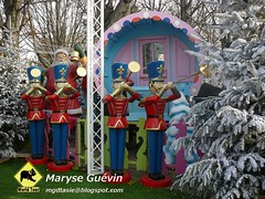 Marché de Noel de Paris