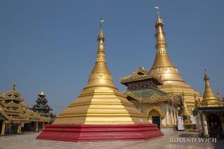 Mawlamyaing - Kyaik Than Lan Pagoda