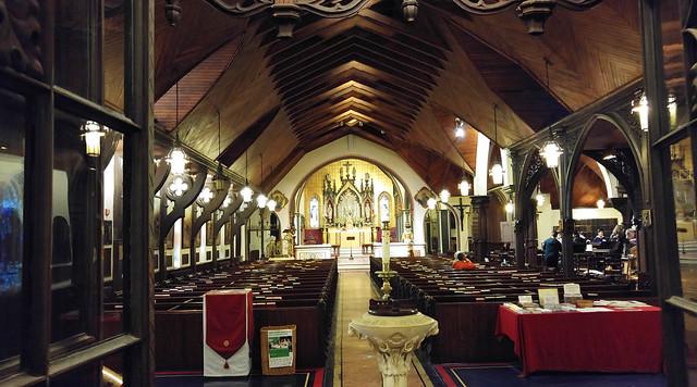 Church of the Transfiguration-NYC. 2-6-2016