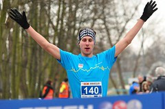 Úvodní závod ČP v aquatlonu přinesl rekord, zvítězili Bělinová a Linduška
