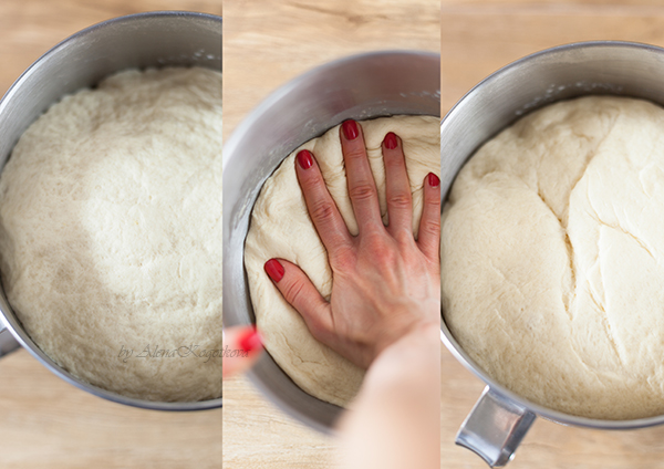 Making Pirozhki