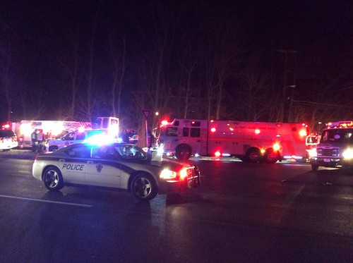 Fatal Collision on River Road