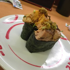神様、お寿司をありがとう^ ^