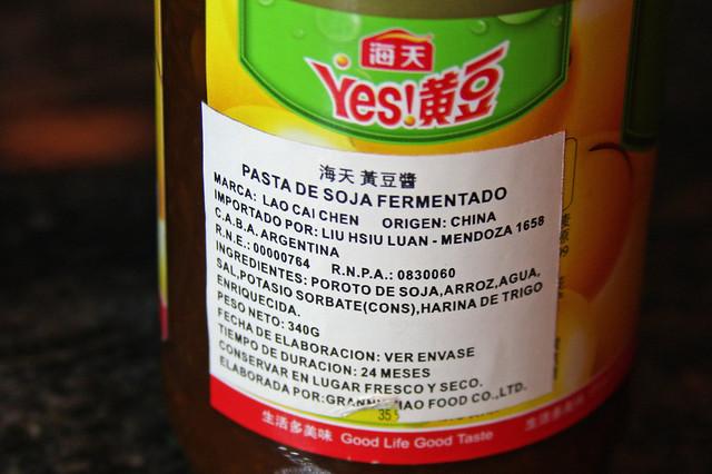 Pasta de Soja Fermentada (2)
