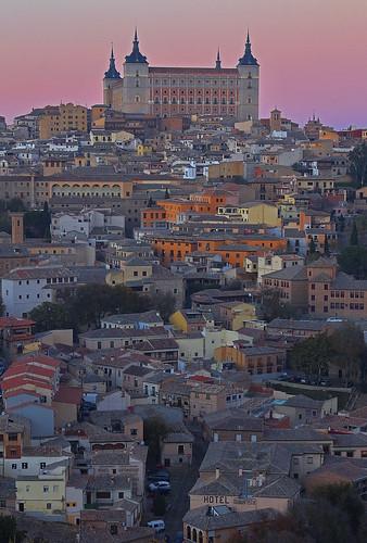 sunset spain toledo mancha canoneos60 andreapucci castile–la