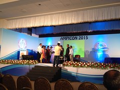 Recognition at AMPICON2015