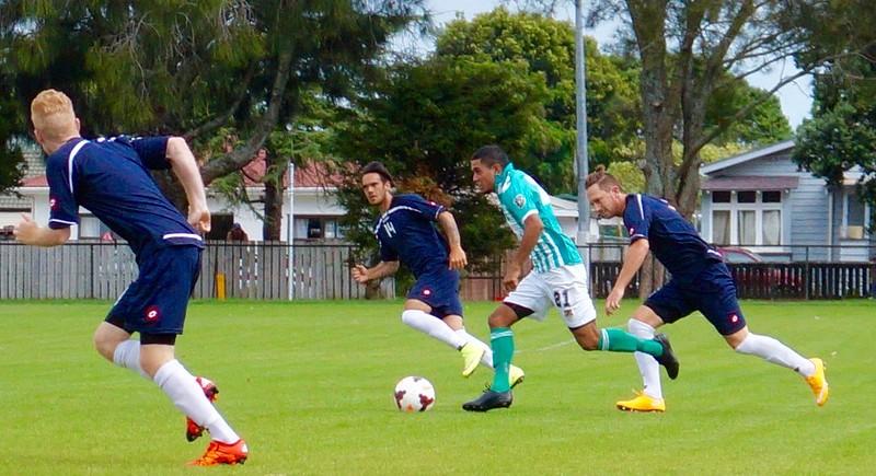 Manukau City v Birkenhead United