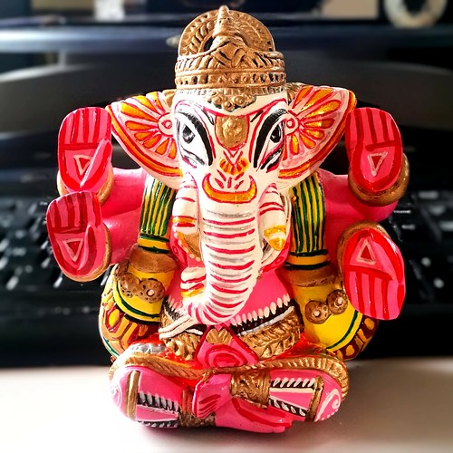 Ganesha - keyboard companion