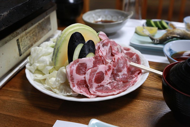 超好吃的石板烤肉
