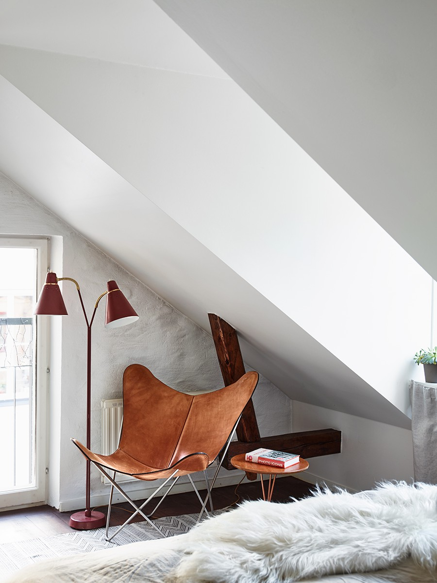 A Scandinavian Home With A Boho Chic Vibe