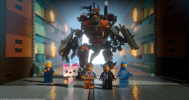 Introducing Risky Business, Unikitty, Emmet, Wyldstyle, Benny and Metal Beard