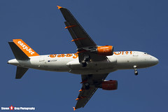 G-EZDF - 3432 - Easyjet - Airbus A319-111 - Luton, Bedfordshire - 2016 - Steven Gray - IMG_4969