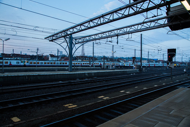 Belgique - Bruxelles - Gare du Midi (Vol 8)