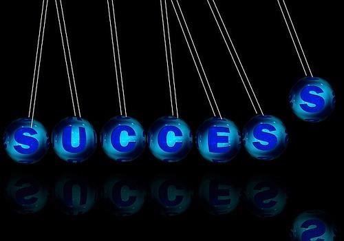success by pixabay