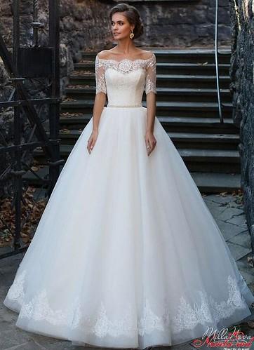 Salon de Mariaj Cocos-Tot luxul și eleganța modei de nuntă într-un singur loc! > DALILA
