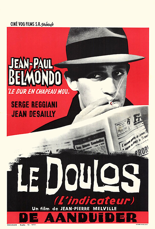 Le Doulos - Poster 4