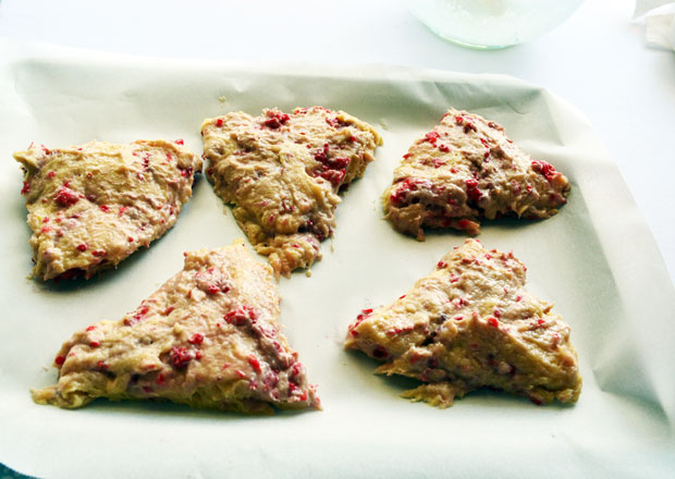 Raspberry Scones Recipe - Step12