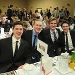 Charlie Bringloe, Sam Taylor Parks, Jordan Foot, Cole Keddie (Mar 24,2016)