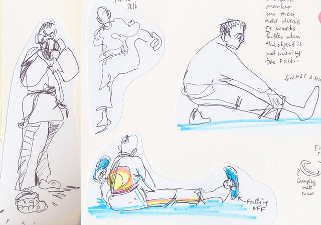 Sketchbook #94: Everyday Life